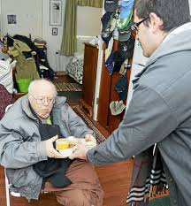 guilford meals on wheels hits half million mark new haven register