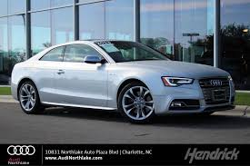 certified pre owned audi s5 certified used audi specials