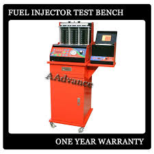 Mesin Tes Injector shop gas fuel injector testing machine injector flow bench