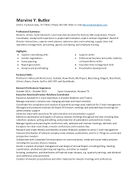 Sample Journeyman Electrician Resume by Marvine Y Butler Professional Resume