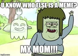 Regular Show Meme - muscle man meme regular show know your meme