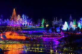 Yukon Lights Festival Best Places To See Christmas Lights In New England New England Today