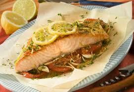 cuisiner du saumon au four filets de saumon aux fines herbes coup de pouce