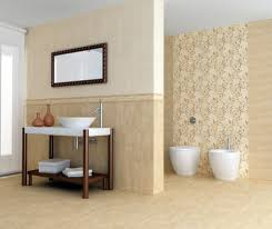 bathroom remarkable ceramic bathroom wall tiles in beige tone