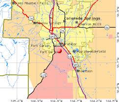 colorado population map fort carson colorado co 80902 80913 profile population maps
