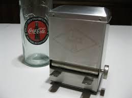 coca cola toothpick holder dispenser coke stainless steel