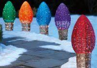 large outdoor christmas lights giant bulb outdoor christmas lights new shining giant bulb outdoor