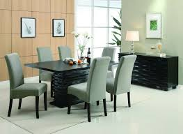 Dining Room Sets With Benches 25 Best Contemporary Dining Room Sets Ideas On Pinterest