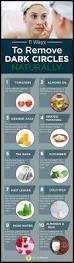 27 best home remedies to remove dark circles under eyes