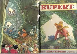 rupert bear illustrated alfred bestall rupert bear