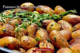 comment cuisiner les pommes de terre grenaille pommes de terre grenaille sautées petits plats entre amis