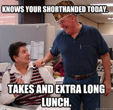 Zerg Rush Meme - scumbag coworker tells you to google zerg rush kills productivity
