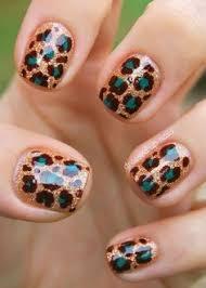 50 cheetah nail designs acrylics nail design and 1