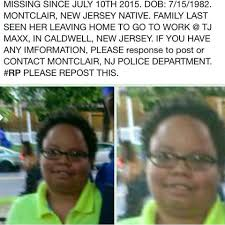 family garden newark nj badly decomposed body of montclair u0027s crystal williams found in