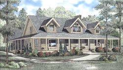 Cabin Style Home Plans Log House Plans Monster House Plans