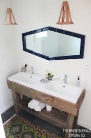 Industrial Style Bathroom Rustic Bath Vanity Foter