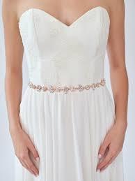 bridal sash gold bridal sash wedding belt gold