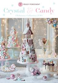 crystal u0026 candy christmas collection crystals cake and gingerbread