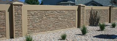 Wall Fence Designs Wall Fence Designs Suppliers And Manufacturers - Brick wall fence designs