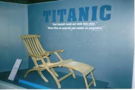 Titanic Deck Chair Plans Free by Wooden Steamer Chair History Hubpages