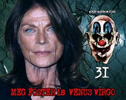 meg foster turns 31 with rob zombie dread central