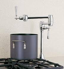 Blanco Kitchen Faucets by Blanco 440669 Blanco Kitchen Faucets Blanco Pot Filler Deck