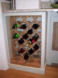 Kitchen Wine Cabinets Under Countertop Wine Rack Best Ideas Of Wine