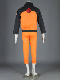 Naruto Costumes Halloween Naruto Uzumaki Cosplay Costume Halloween Milanoo