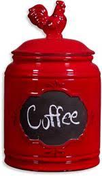kitchen canister sets and food storage jars