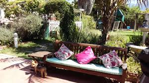 Backyard Pool With Lazy River by Constantia Lazy River Self Catering Accommodation Cape Town