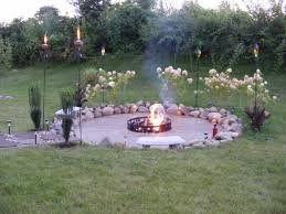 Small Firepit Backyard Backyard Pit Ideas Backyard Pits Small