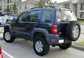 jeep liberty lifted potential jeep liberty