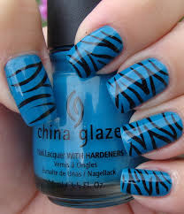 9 best zebra nail art designs with pictures china glaze glaze