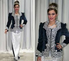 tenu de mariage negafa algérienne tenues algériennes haute couture