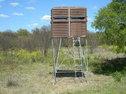 Turkey Blinds For Sale Elevated Deer Tower Stands The Blynd Hunting Blinds San Antonio Tx