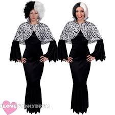 ladies evil dog lady costume film book week character fancy dress