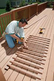 how to build a wood pallet deck outdoor space details on best diy