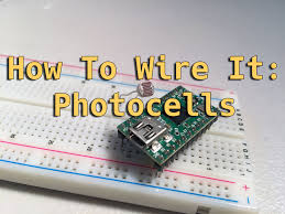 how to wire it photocells youtube
