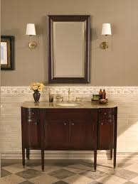 Antique Style Bathroom Vanity by Bathroom Vanities Hgtv