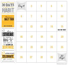 30 day calendar template printable online calendar