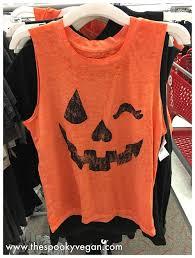 the spooky vegan halloween 2016 shirts at target