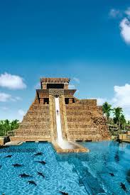 slide the atlantis slide in the bahamas atlantis atlantis