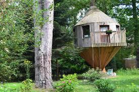 chambre d hote foret cabane dans les arbres arbonne la foret seine et marne location
