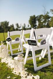 Outdoor Wedding Chair Decorations 449 Best Aisle Decor Images On Pinterest Wedding Decor Wedding