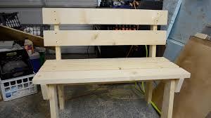 Hobby Bench Plans 2 6 Sitting Bench