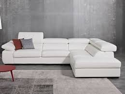 Sectional Leather Sofa Bed ATLANTA By Delta Salotti - Sofa beds atlanta