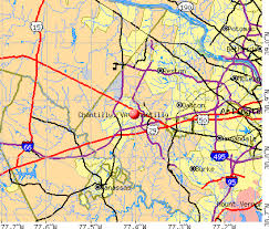 virginia on a map of the usa chantilly virginia va 22033 profile population maps real