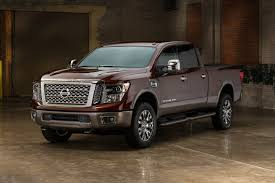 nissan titan xd towing capacity new nissan titan xd aims at brand new niche rv business