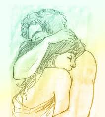 pictures cute couple hugs drawing drawing art gallery
