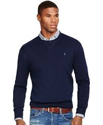 ralph sweater polo ralph s crewneck sweater sweaters macy s